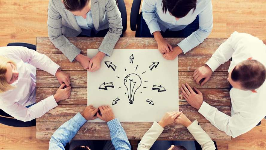 mastermind group provides instant feedback to your idea