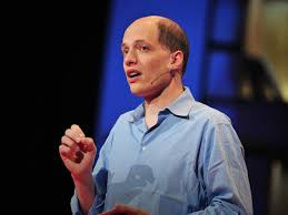 Alain De Botton on the news