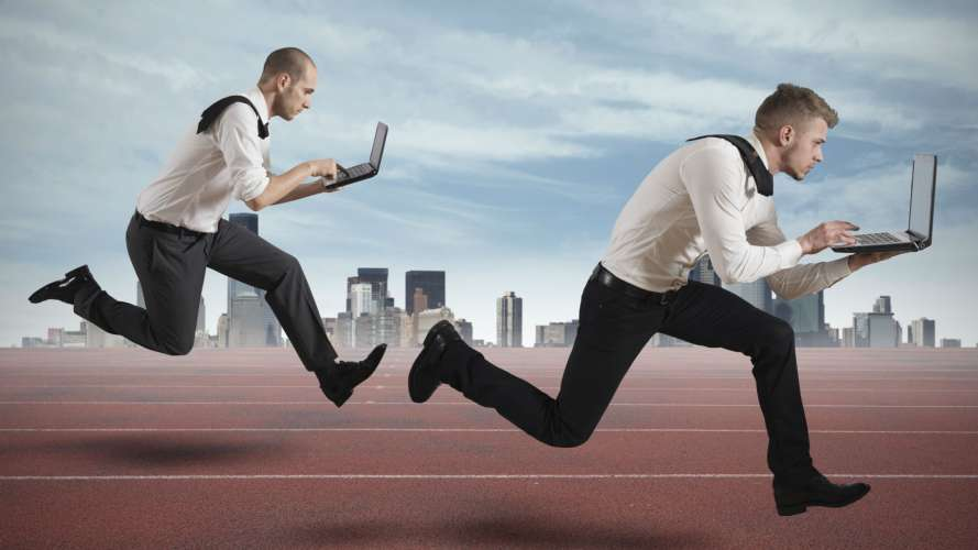 your competitors are not always the one you think