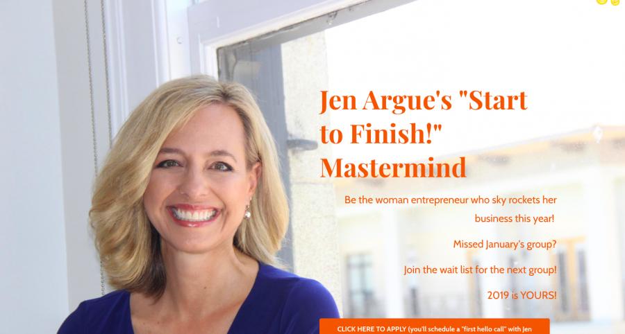 Female Entrepreneur Mastermind